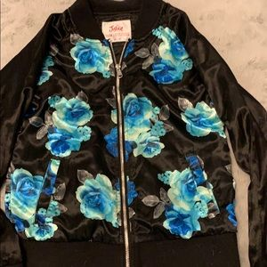 Justice bomber jacket